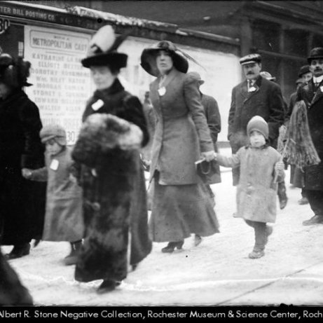 Garment Workers Strike of 1913